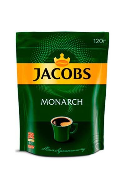 Якобс Монарх Економна Упаковка 120 грам