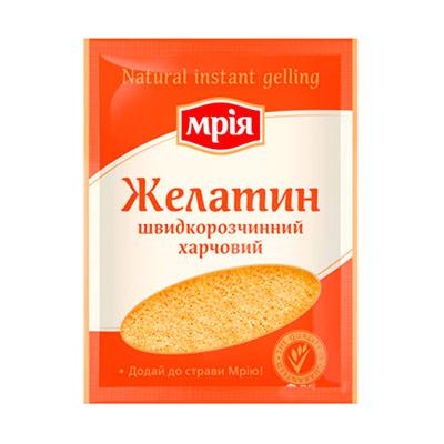 Желатин ТМ Мрия 20 грамм