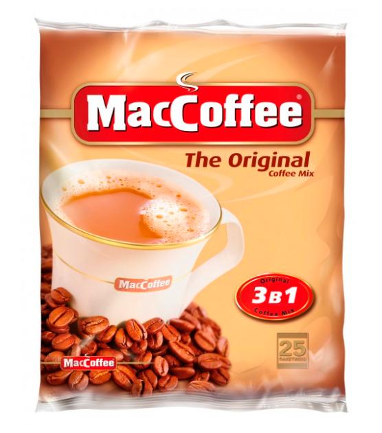 Растворимый кофе Маккофе 3в1 Ориджинал