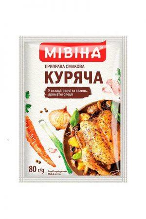 Приправа Мивина куриная 80 грамм