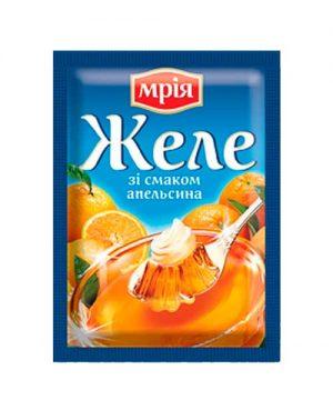 Мрия желе Апельсин 90 грамм