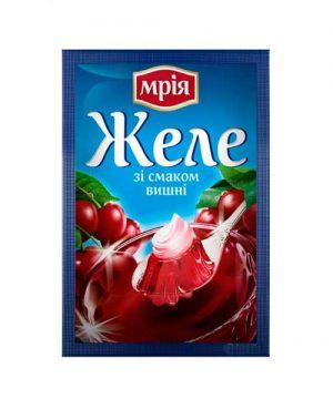Желе Мрия Вишня 90 грамм