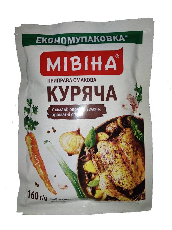 Мивина куриная 160 грамм