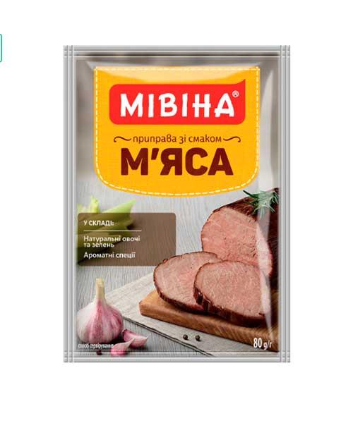 Мивина Мясная 80 грамм