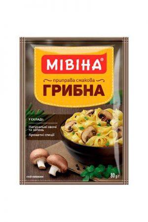 Приправа Мивина грибная 80 грамм