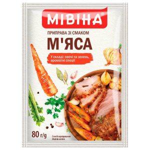Мивина Мясная Приправа 80 гр