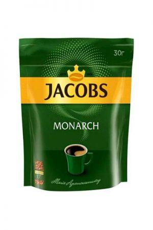 Мягкая упаковка Якобс Монарх 30 грамм